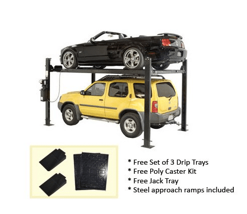 The 5 Best Ranked Vehicle Lifts For Home Garages Hoist Now