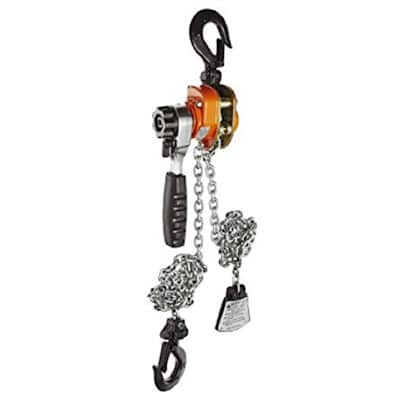 CM 602 Lever Chain Hoist review