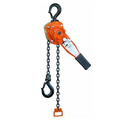 CM Series 653 Lever Hoist review