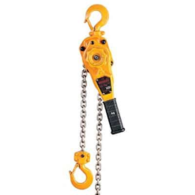 Harrington LB Series 3/4 ton Steel Lever Hoist review