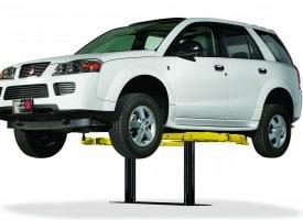below ground car lift