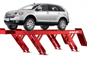 parallelogram car lift