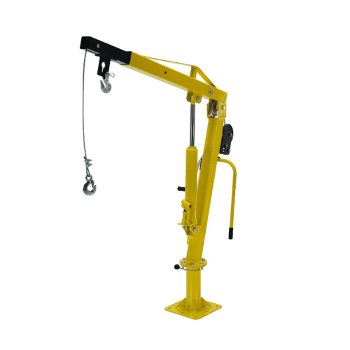 Vestil WTJ-2 Winch Operated Truck Jib Crane Review