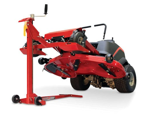 Lawn Mower Repair Lifts