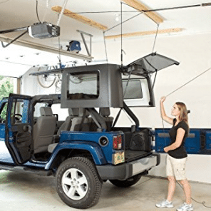 Harken Jeep Hoister Review