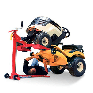 MoJack EZ Max Mower Lift Review