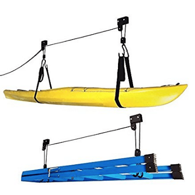 RAD Sportz Kayak Hoist Review