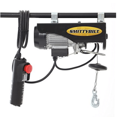 Smittybilt 510001 Hard Top Hoist Review