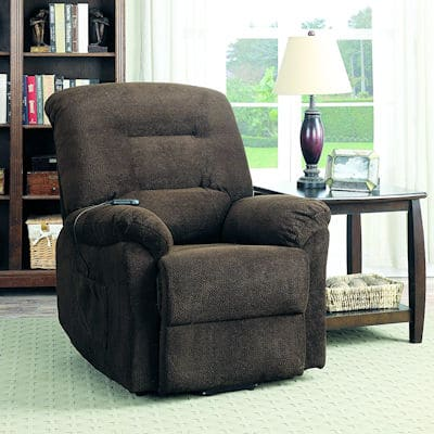 Coaster Home Furnishings Modern Transitional Power Lift Recliner Chair Review