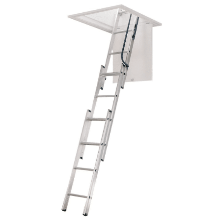 Werner Aluminum Attic Ladder Review