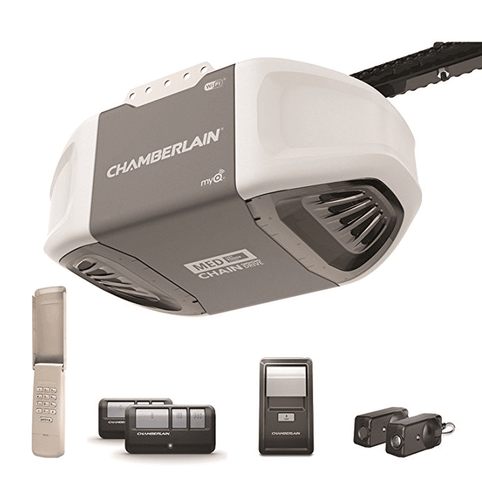 Chamberlain C450 Review