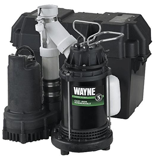 WAYNE WSS30V Review
